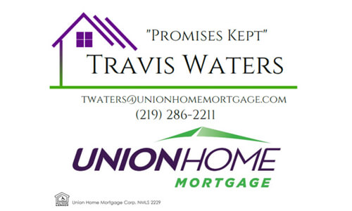 Travis Waters Union Home Mortgage - Pinnacle Insurance Group
